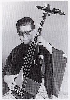 Madame Tsuruta et son biwa… (DR)