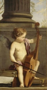 La_Hyre_Laurent_de_1606_1656_Putto_jouant_de_la_basse_de_viole_mus_e_Magnin_dijon-1