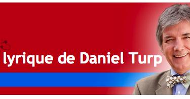 Le blogue lyrique de Daniel Turp (En-tête (2013)
