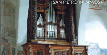 Organo rinascimentale Antegnati 1580 - Giani 2015