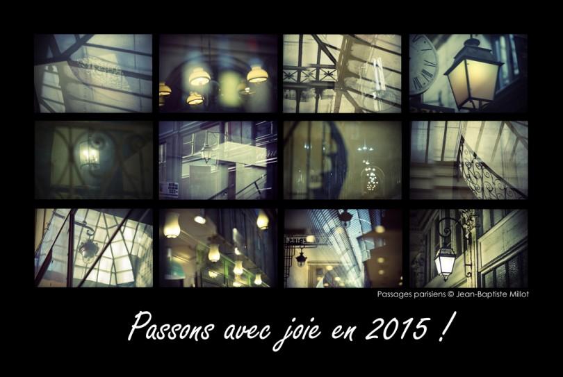 Passons en 2015 !