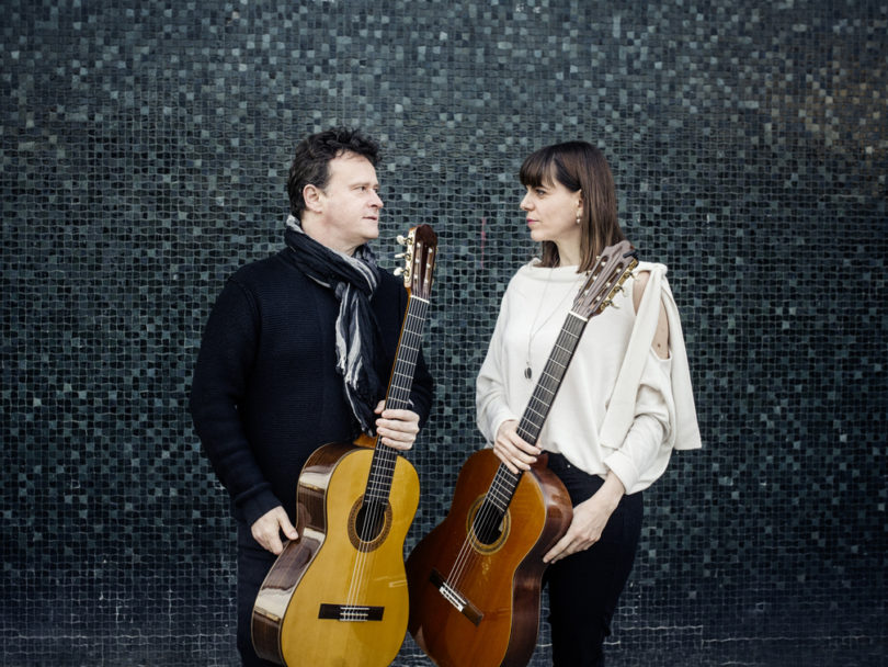 Marylise Florid & Sylvain Luc