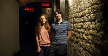 Cyril Bahsief et Marie Favre