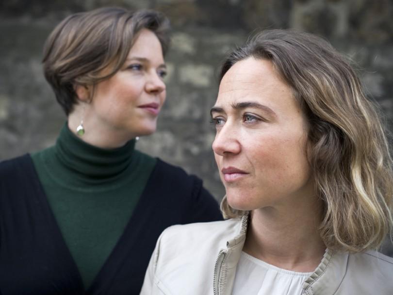 Marianne Gaussiat et Isabelle Gillouard