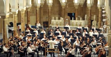 l'Orchestre philharmonique du Liban