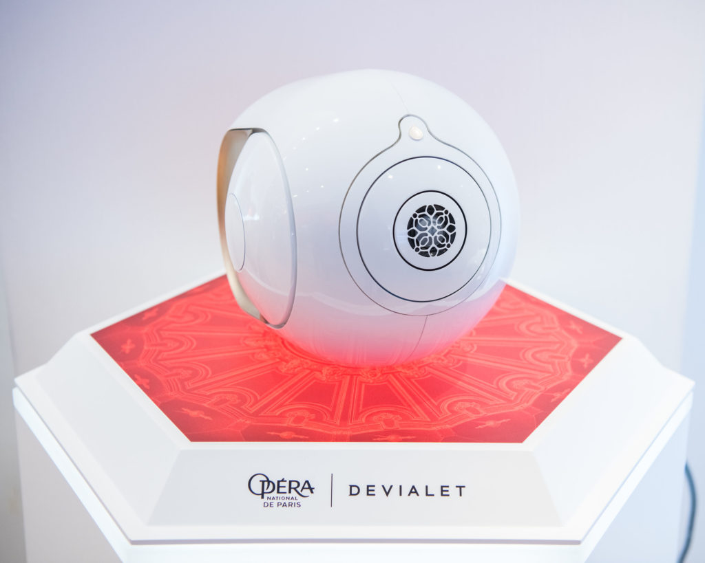 Devialet's new Phantom Reactor speaker