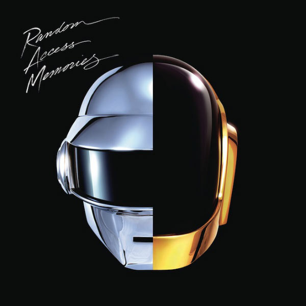 Daft Punk - Random Access Memories cover