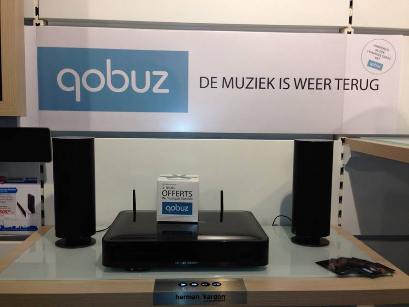 Qobuz Harman/Kardon