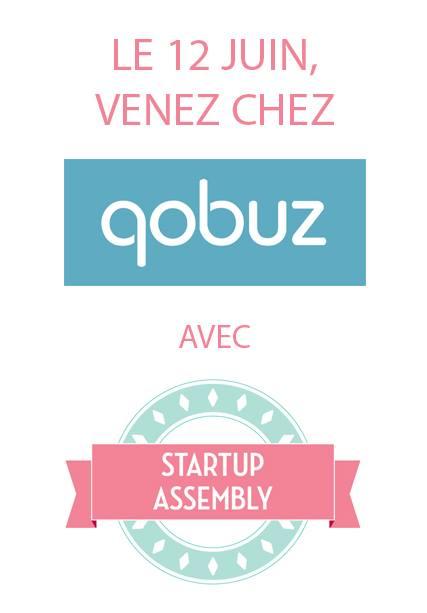 Startup Assembly Qobuz 2014