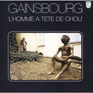 CD gAINBOURG